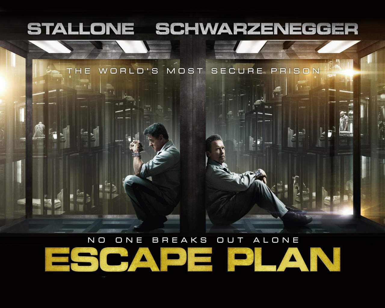 Escape Plan - For Profit Prisons are here, where will they take us?