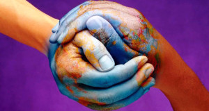 I'm no expert but I'll to do everything I can to make the world more peaceful.