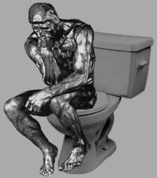 Peeing Sitting Down