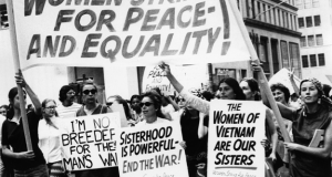 Mistakes of Feminists was to not combine forces with all repressed people
