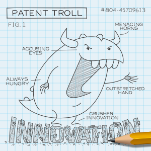 In 2011, patent trolls cost U.S. companies more than $29 billion in legal fees and settlement costs.